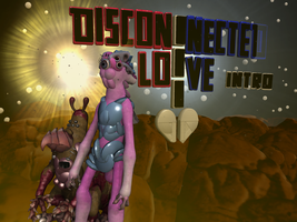 Disconnected Love intro - Spore GA cover design by Alexbiri