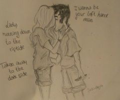 Percabeth by SunshineBaby97