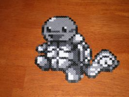 Pokemon Blue: Squirtle by Magnus8907