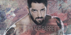 Wade Barrett Signature by ViceEmerald
