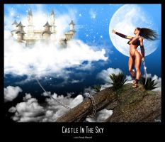 Castle in the Sky by Fredy3D