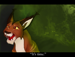 """It's Time."" by Kitty17794"