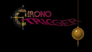 Chrono Trigger Title Screen HD by metaly