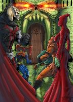 Hordak seeks for the power by shawnmp