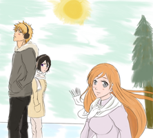 Winter Breeze by PeachBerryDivision