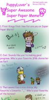 Super Paper Mario Meme by Carito-fox