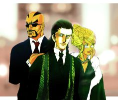 Team Loki by liaartemisa