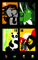 Stamps by LazyBasy
