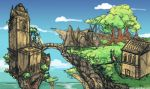 Scenic Doodle by CNTran