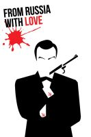 From Russia With Love poster remake by Isdailic
