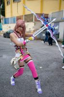 Serah - Final Fantasy XIII-2 by Xeylen