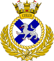 Ships Badge - Cuilen by Antrodemus