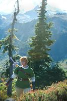 Legend of Zelda : Through the Mountainside by ShinraiFaith