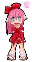Airi Chibi by needs-a-bullet