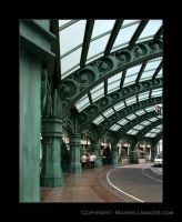 Green Arches by reviresco