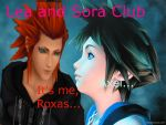 Lea and Sora Club by StefansLittleLove