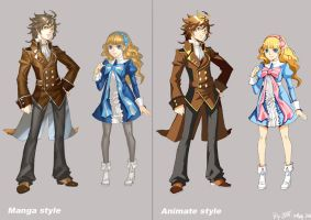 characters for another story by narrator366