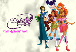 Lightix: Race Against Time Poster by WinxFan28