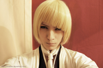 Hirako Shinji post timeskip cosplay by InrasTEO