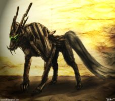 Timberwolf by Tarantad0