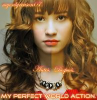 Action My perfect world by myonlyreason07