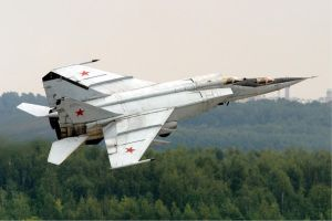 Mikoyan-Gurevich MiG-25 by FPSRussia123