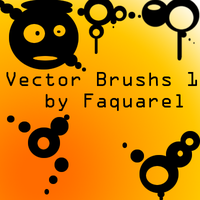 1stVectorBrushes by Faquarel by Faquarel