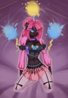 Nightmare Pinkie - Pastel Goth by MantaTheMisukitty