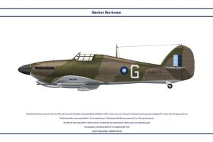 Hurricane GB 20 Sqn by WS-Clave