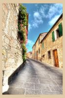 Somewhere in  Tuscany by digitalarts65