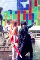 Sword Art Online - Fighters by Midnight-Dare-Angel