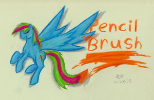 [Request] Pencil Brush by Dest123G