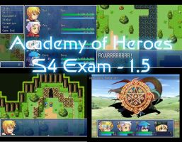 S4 AoH Exam :: Mountain Climb by ninjanu