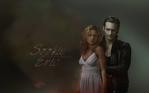 Wallpaper_Eric and Sookie by numb22z
