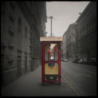Phone Box by Szylvester