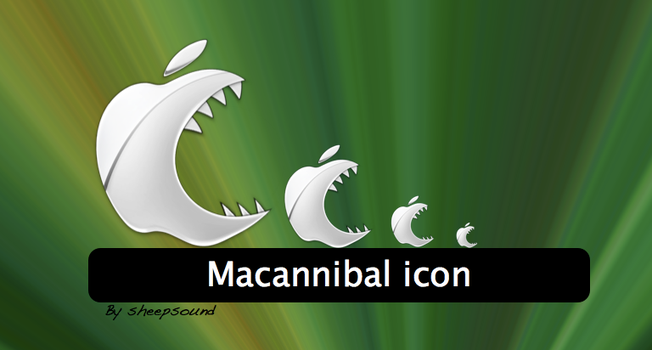 Macannibal icon by sheepsound