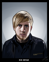 Bob Bryar by SoftSpirit118