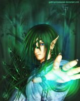 Elf Prince by GothicPrincessYaoi