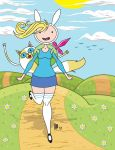 Fionna And Cake by incrediblejeremy