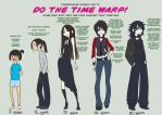 time warp by Noiry