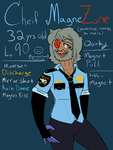 The Chief by Lynn-face
