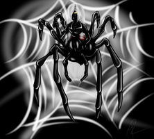 Itsy Bitsy Spider by RejectoftheRifts