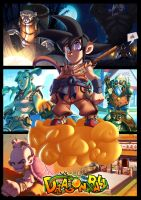 Dragon Ball Adventure by Javas