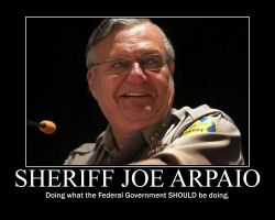 Sheriff Joe Arpaio by Balddog4