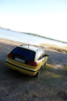 Volvo T4 at the beach by nightzom