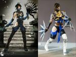 Kitana Cosplay Comparison by ArtisansTheory