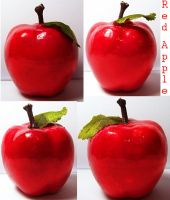 Red Apple by KW-stock