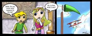 Zelda's Windsock by EchoLanding