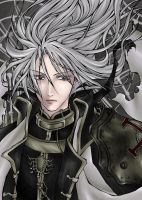 Trinity Blood - Abel - by aramaki