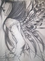 I wish my wings by angelRo